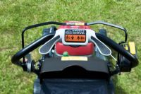 "Honda HRX 537 VY 21"" Petrol 4-Wheel Self-Propelled Rotary Lawnmower"